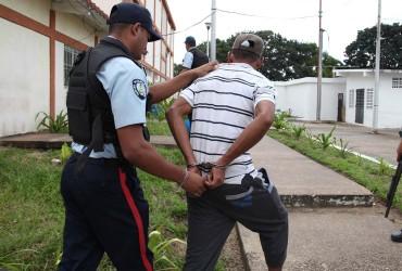 PoliMonagas frustra robo de residencia con situación de rehén