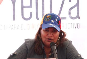Santaella alertó sobre lasmacabras intensiones de la derecha en la AN