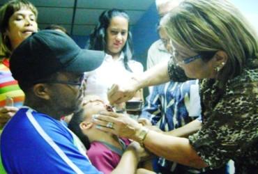 Más de 68% de cobertura logra semana de Vacunación de las Américas en Monagas