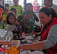 Equipo de salud atendió comunidad indígena de Yabinoco