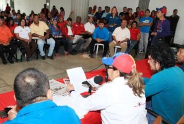 Mil 68 firmas fraudulentas impugnará este miércoles PSUV Monagas