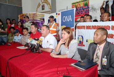Última semana de agosto cerró con más de 200 detenidos