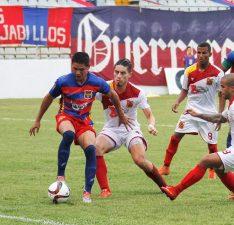 Monagas SC igualó con Anzoátegui en el Monumental en Copa Venezuela