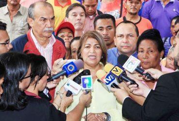 Santaella dictó lineamientos a militancia del Psuv de San Simón