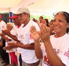 La GMVV ya ha beneficiado a 48 mil 726 familias en Monagas