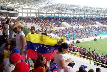 """La """"Vinotinto"""" recibirá a Bolivia en el Monumental de Maturín"""