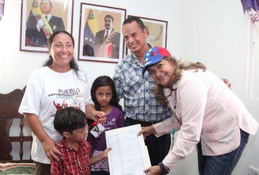 GMVV enaltece a monaguenses con entrega de 537 nuevas viviendas