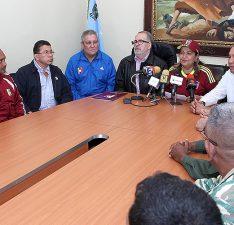 Monagas lista para recibir a la Vinotinto y Bolivia