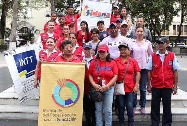 Preventores de Monagas  respaldan al Presidente Maduro