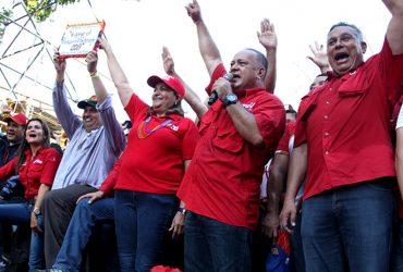 Diosdado en Monagas: Por fraude de firmas no habrá referéndum  (+fotos)
