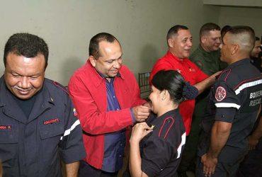 Ascienden a 93 funcionarios de Bomberos de Monagas