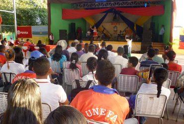 Unefa Monagas realiza XV Festival Regional de la Voz