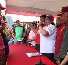 "14 mil 825 familias monaguenses tienen Tarjetas ""Hogares de la Patria"""