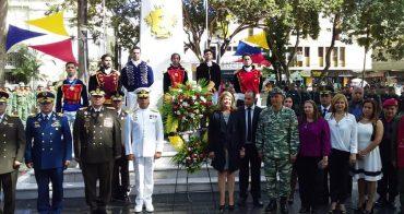 Rinden honores al padre de la Patria a 188 años de su muerte (+fotos y tuits)